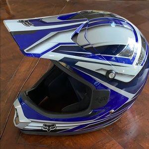 Fox Racing Helmet